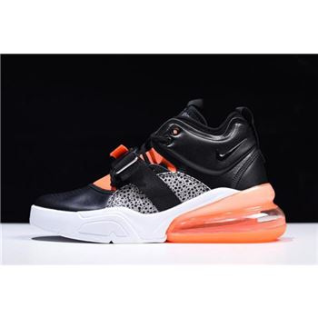 Nike Air Force 270 Safari Black/Hyper Crimson-Wolf Grey-White AH6772-004