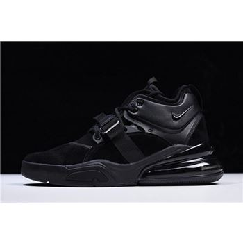 Nike Air Force 270 Triple Black AH6772-003 Free Shipping