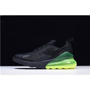 Nike Air Max 270 Black/Volt Men's Running Shoes AH8050-011