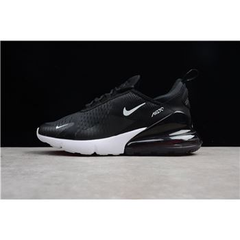 Nike Air Max 270 Black/White AH8050-002 Men's and Women's Size For Sale