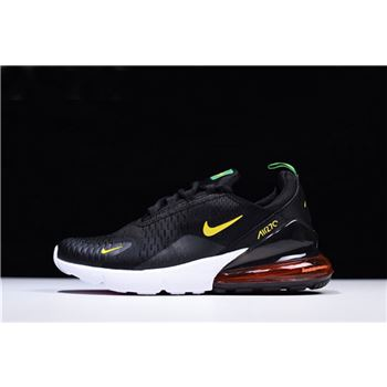 Nike Air Max 270 FIFA World Cup Brazil Black Green Yellow AH8050-112