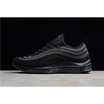 Nike Air Max 97 Triple Black Men's Size 921733-001 For Sale