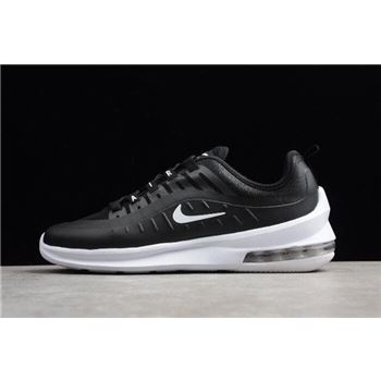 Mens and WMNS Nike Air Max Axis Black/White Running Shoes AA2146-003