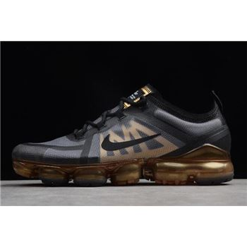 Nike Air VaporMax 2019 Black/Metallic Gold AR6631-002