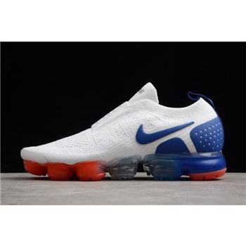Nike Air VaporMax Moc 2 White/Indigo Burst-Solar Red AH7006-400