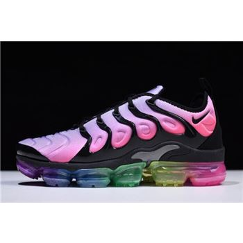 299cd75aa1e Nike Air VaporMax Plus Be True Purple Pulse Pink Blast-Multi-Color-