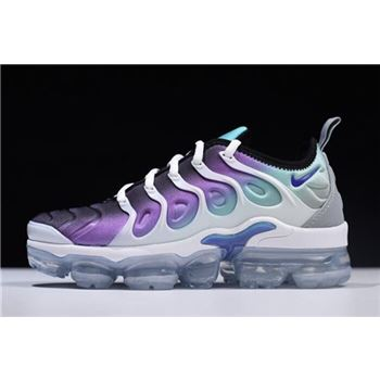 Women's Nike Air VaporMax Plus Grape White/Fierce Purple-Aurora Green-Black 924453-101