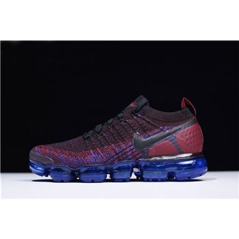 WMNS Nike Air VaporMax Flyknit 2.0 Team Red 942843-006