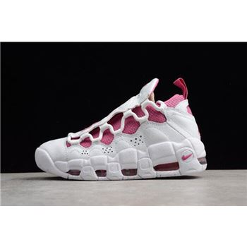 Nike WMNS Air More Money 96 QS White Fuschia AJ7383-100