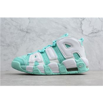 WMNS Nike Air More Uptempo GS Island Green 415082-300