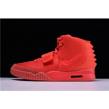 Nike Air Yeezy 2 SP Red October 508214-660 For Sale