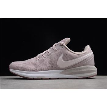 Nike Air Zoom Structure 22 Particle Rose/Pale Pink-White Women's Running Shoes AA1640-600