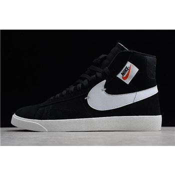 Nike Blazer Mid Rebel XX Black/Summit White-Oil Grey BQ4022-001