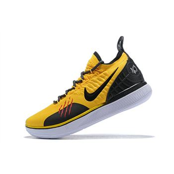 2018 Nike KD 11 Bruce Lee Tour Yellow/Black For Sale