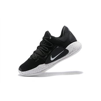 Nike Hyperdunk X Low EP 2018 Black/White Basketball Shoes