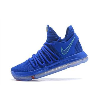 Nike KD 10 City Edition Racer Blue/Light Menta/Black-Total Crimson 897816-402