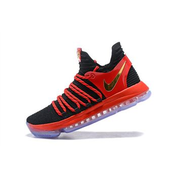 Nike KD 10 University Red AJ7220-076 Men's Basketball Shoes