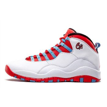 Air Jordan 10 Retro Chicago City Pack 310805-114