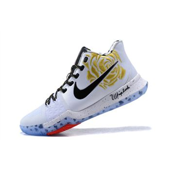 Sneaker Room x Nike Kyrie 3 Mom Gold Rose Men's Basketball Shoes