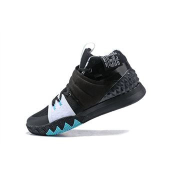 Nike Kyrie S1 Hybrid Opening Night Black White Blue Free Shipping