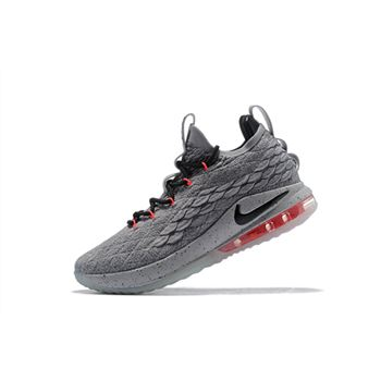 Nike LeBron 15 Low Flight Pack Cool Grey/Black-Teal Tint-Sunset Pulse AO1755-005