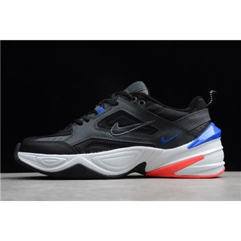 Nike M2K Tekno Dark Grey/Black/Baroque Brown/Racer Blue AV4789-003