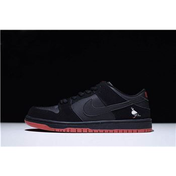 Jeff Staple x Nike SB Dunk Low Trd QS Black Pigeon 883232-008