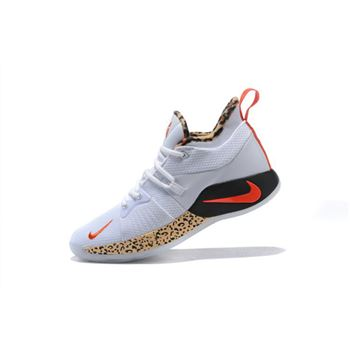 Nike PG 2 Leopard Print Men's Basketball Shoes