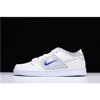 Nike SB Zoom Dunk Low Pro Decon QS x Soulland Sali/Game Royal-White