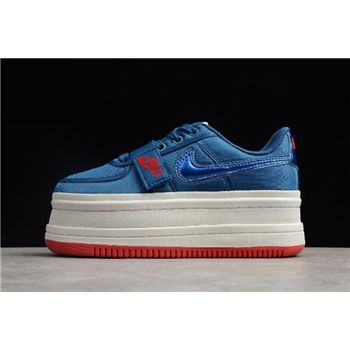 Nike Vandal 2K Gym Blue/Summit White Women's Size AO2868-400 On Sale