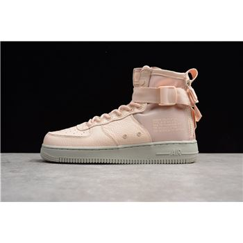 Nike WMNS SF-AF1 Mid Orange Quartz AA3966-800 For Sale
