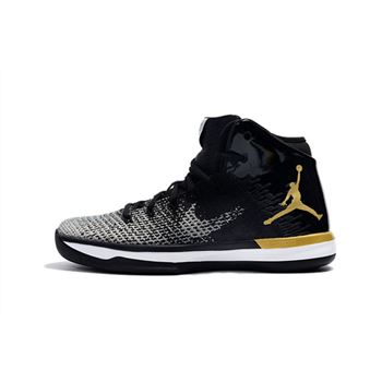 Air Jordan XXX1 Jordan Brand Classic PE Black/Metallic Gold