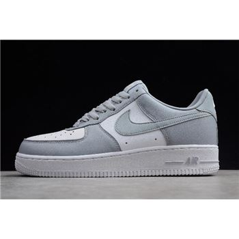 Nike Air Force 1 Low White/Wolf Grey AQ4134-101