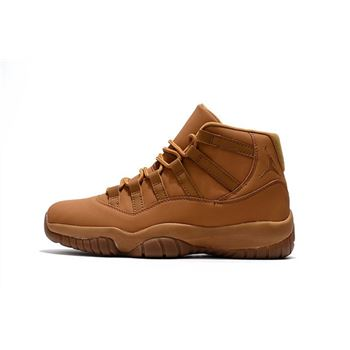 New Air Jordan 11 Wheat Men's Basketball Shoes