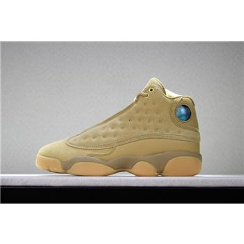 Air Jordan 13 Wheat Golden Harvest/Elemental Gold 414574-705