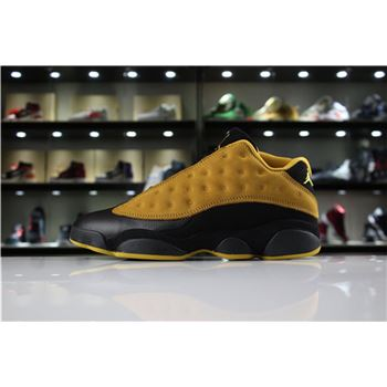 Cheap Men's Air Jordan 13 Low Chutney Chutney/Black-White 310810-022