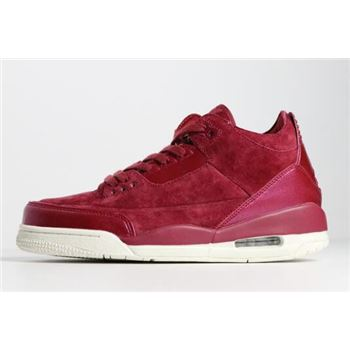 Air Jordan 3 Retro SE Women's Bordeaux/Sail AH7859-600