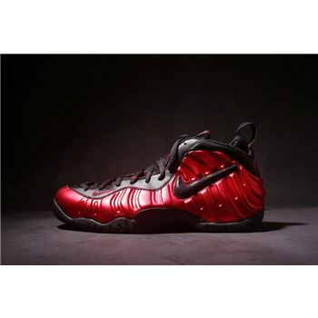 Nike Air Foamposite Pro University Red/Black Men's Size 624041-604