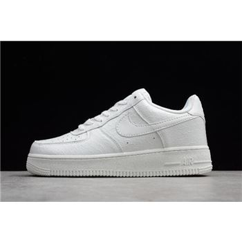 Nike Air Force 1 '07 LV8 Croc White/Summit White 718152-106