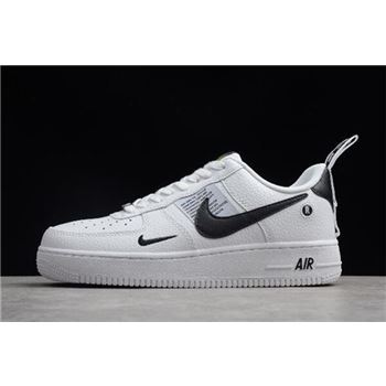 Nike Air Force 1 '07 Low White/Black AJ7747-100 Free Shipping
